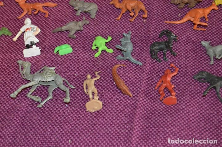 Figuras de Goma y PVC: GRAN LOTE DE FIGURAS DE GOMA / PVC - VARIADAS - REAMSA / JECSAN / PECH / OTRAS - MIRA LAS FOTOS - Foto 34 - 92012755