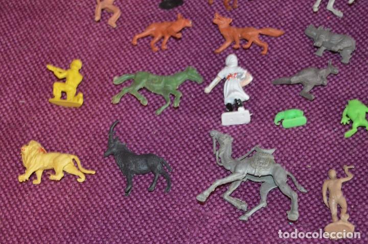 Figuras de Goma y PVC: GRAN LOTE DE FIGURAS DE GOMA / PVC - VARIADAS - REAMSA / JECSAN / PECH / OTRAS - MIRA LAS FOTOS - Foto 35 - 92012755