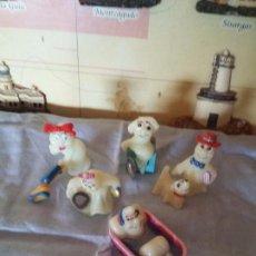 Figuras Kinder: LOTE DE FANTASMAS KINDER 1996. Lote 92068865