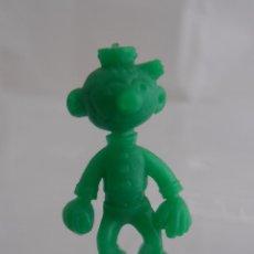 Figuras de Goma y PVC: FIGURA DUNKIN PREMIUM PERSONAJE EL BOTONES SACARINO, BRUGUERA, AÑOS 70. Lote 92797880