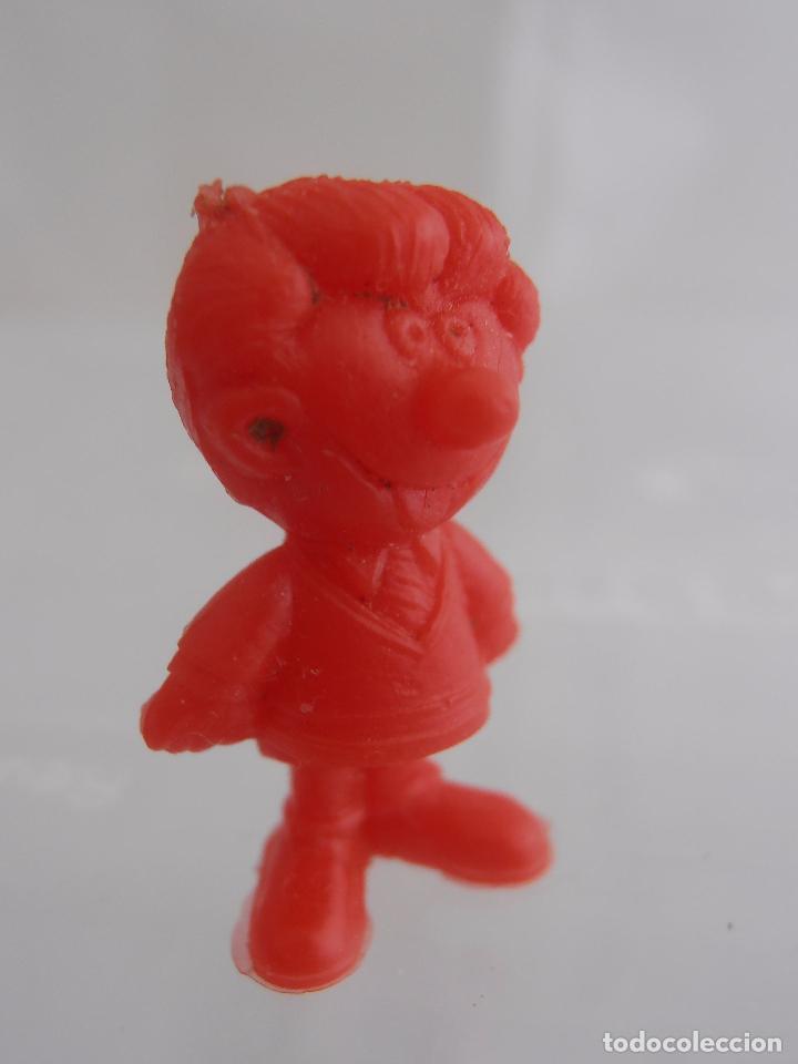 Figuras de Goma y PVC: FIGURA DUNKIN PREMIUM PERSONAJE ZIPI ZAPE, BRUGUERA, AÑOS 70 - Foto 2 - 92797975