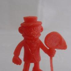 Figuras de Goma y PVC: FIGURA DUNKIN PREMIUM PERSONAJE CARPANTA, BRUGUERA, AÑOS 70. Lote 92798380