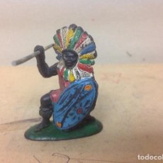 Figuras de Goma y PVC: FIGURA AFRICANO PECH HERMANOS - NEGRO HERMANOS PECH GOMA AÑOS 50. Lote 92850895
