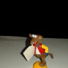Figuras de Goma y PVC: BARRIO SESAMO FIGURA DE PVC MUPPETS. Lote 93172884