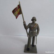Figuras de Goma y PVC: ABANDERADO DE DESFILE DE INFANTERÍA ESPAÑOLA. REAMSA.. Lote 93381115