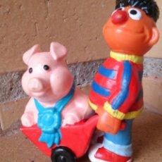 Figuras de Goma y PVC: FIGURA APPLAUSE BARRIO SÉSAMO MUPPETS EPI. Lote 93594195