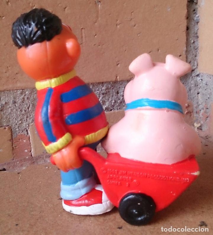 Figuras de Goma y PVC: Figura Applause Barrio Sésamo Muppets Epi - Foto 2 - 93594195