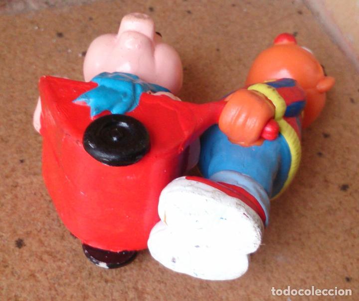 Figuras de Goma y PVC: Figura Applause Barrio Sésamo Muppets Epi - Foto 3 - 93594195