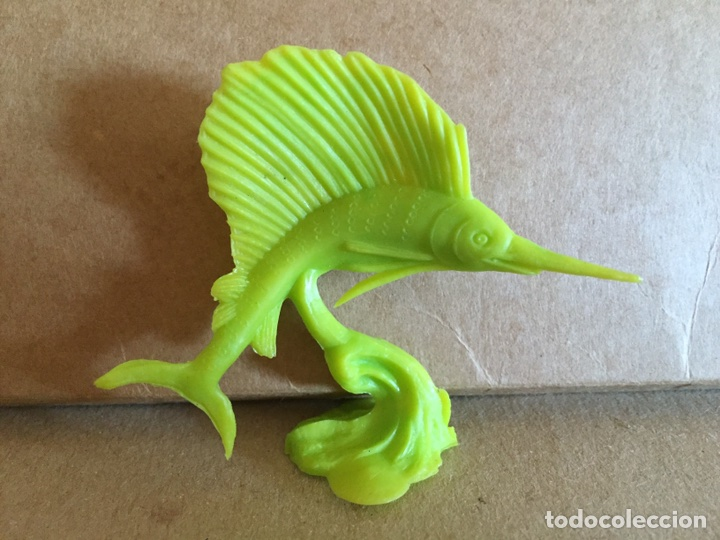 Figuras de Goma y PVC: FIGURA ACUARAMA DE JECSAN SIN PINTAR CANAL PIPERO KIOSCO - Foto 2 - 93606179