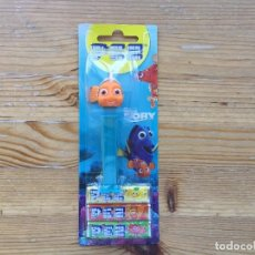 Dispensador Pez: DISPENSADOR PEZ NEMO EMBALAJE ORIGINAL SIN ABRIR. Lote 93664420