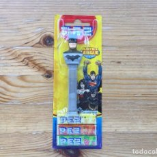 Dispensador Pez: DISPENSADOR PEZ BATMAN EMBALAJE ORIGINAL SIN ABRIR. Lote 93664480