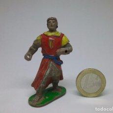 Figuras de Goma y PVC: FIGURA GOMA - EL CAPITÁN TRUENO - JIN - ESTEREOPLAST. Lote 93779015