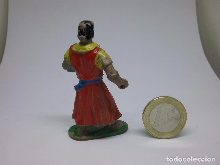 Figuras de Goma y PVC: FIGURA GOMA - EL CAPITÁN TRUENO - JIN - ESTEREOPLAST - Foto 2 - 93779015