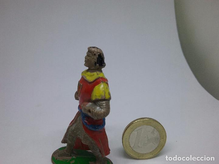 Figuras de Goma y PVC: FIGURA GOMA - EL CAPITÁN TRUENO - JIN - ESTEREOPLAST - Foto 3 - 93779015