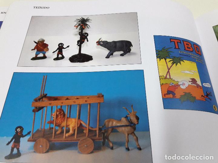 Figuras de Goma y PVC: ANTILOPE . REALIZADO POR TEIXIDO . SERIE MORCILLON Y BABALI . AÑOS 50 EN GOMA - Foto 10 - 93832075