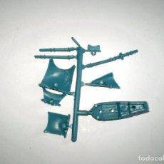 Figuras de Borracha e PVC: MONTAPLEX 1 COLADA DE LA CARABELA SANTA MARÍA- CRISTOBAL COLÓN - AZUL. Lote 137637885