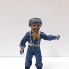 Figuras de Goma y PVC: EL CABO RUSTY . REALIZADO POR PECH . AÑOS 50 EN GOMA. Lote 93979750