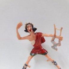 Figuras de Goma y PVC: FIDEO DE MILETO . SERIE EL JABATO . REALIZADO POR ESTEREOPLAST . AÑOS 50 / 60. Lote 94017810