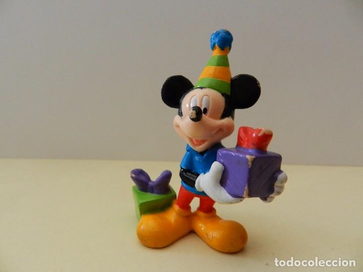 Figura Pvc Mickey Mouse Con Regalos Cumpleaños Kaufen Andere