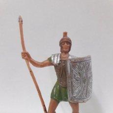 Figuras de Goma y PVC: SOLDADO ROMANO DE GUARDIA . REALIZADO POR JECSAN . AÑOS 60. Lote 94062305