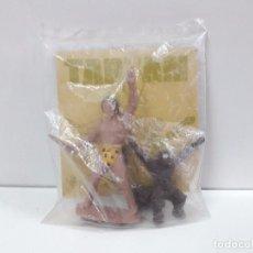 Figuras de Goma y PVC: BLISTER ORIGINAL DE TARZAN . REALIZADO POR SOTORRES . AÑOS 60. Lote 94148660