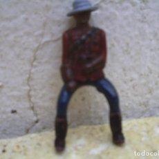 Figuras de Goma y PVC: POLICIA MONTADA DEL CANADA GOMA DE REAMSA . Lote 94152045