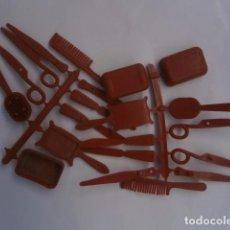 Figuras de Goma y PVC: COLADA MONTAPLEX,MUÑECAS, AÑOS 60-70.. Lote 94183875