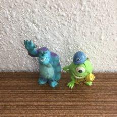Figuras de Goma y PVC: DOS FIGURAS DE PVC DE MONSTRUOS DE DISNEY. Lote 94484690