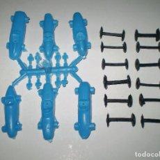 Figuras de Goma y PVC: MONTAPLEX COLADA DE 6 BÓLIDOS DE CARRERAS. Lote 94524390