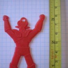 Figuras de Goma y PVC: COLGANTE DE PLÁSTICO FIGURA 8 CMS. SERIE MAZINGER Z. Lote 94530214