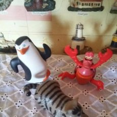Figuras Kinder: GRACIOSOS MUÑECOS A CUERDA. Lote 94692423