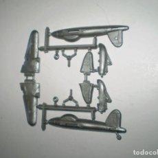 Figuras de Goma y PVC: MONTAPLEX 1 COLADA DEL AVIÓN MOSQUITO Nº 602 PLATA. Lote 192474551