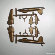 Figuras de Goma y PVC: MONTAPLEX 1 COLADA DEL AVIÓN MOSQUITO Nº 602 BRONCE. Lote 192474370