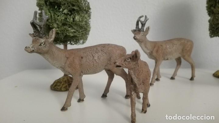 Figuras de Goma y PVC: Elastolin diorama cazador - Foto 3 - 94908291