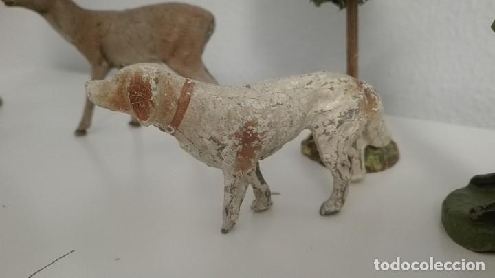 Figuras de Goma y PVC: Elastolin diorama cazador - Foto 4 - 94908291