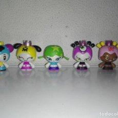 Figuras de Goma y PVC: PRECIOSO LOTE MUÑECAS ESTILO PINYPON VER FOTOS CMI2. Lote 94941595