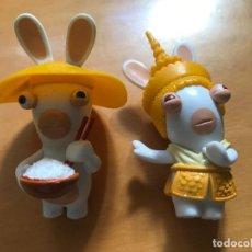 Figuras de Goma y PVC: LOTE FIGURAS RABBIDS UBISOFT. Lote 94945579