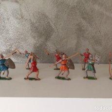 Figuras de Goma y PVC: FIGURAS MÍO CID JECSAN. Lote 97950902
