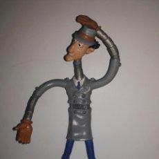 Figuras de Goma y PVC: INSPECTOR GADGET PVC FLEXIBLE COMICS SPAIN 1983. Lote 95065020