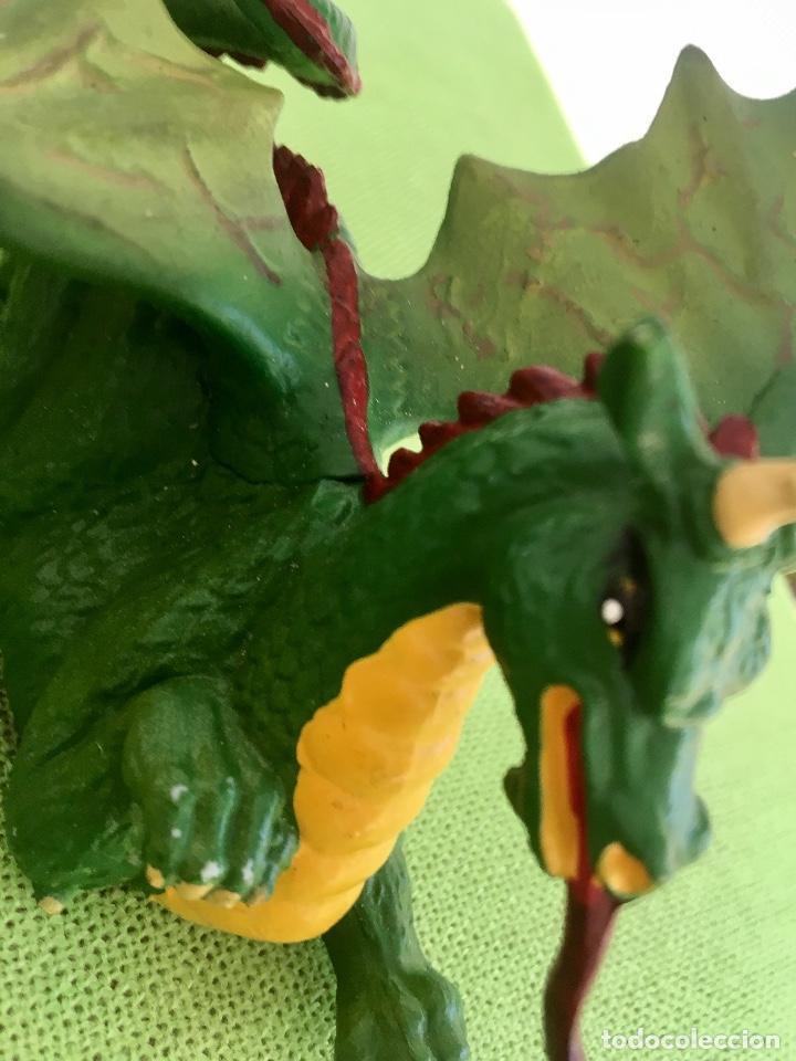 Figuras de Goma y PVC: Dragon pull & go knights of the sword 1988 britains medieval soldados coleccion - Foto 9 - 95277091