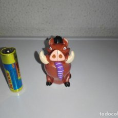 Figuras de Goma y PVC: MUÑECO FIGURA PUMBA TIMON REY LEON DISNEY CCN1. Lote 95316895