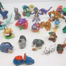 Figuras Kinder: LOTE JUGUETES KINDER SORPRESA O SIMILARES. Lote 95543126