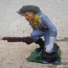 Figuras de Goma y PVC: SOLDADO EN GOMA DE PECH. Lote 95545995
