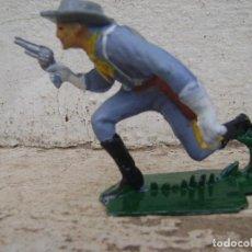 Figuras de Goma y PVC: SOLDADO EN GOMA DE PECH. Lote 95546151