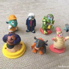 Figuras Kinder: LOTE FIGURAS KINDER SURPRISE JUGUETE SORPRESA HUEVO. Lote 95480763