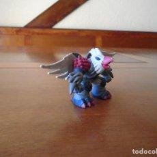 Figuras de Goma y PVC: FIGURA EN PVC GORMITI DRAGON GIOCHI PRECIOSI MARATHON. Lote 95639279