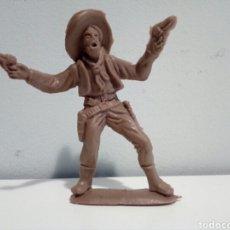 Figuras de Goma y PVC: VAQUERO EMIROBER LAFREDO AÑOS 60/70.. Lote 95690876