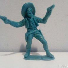 Figuras de Goma y PVC: VAQUERO EMIROBER LAFREDO AÑOS 60/70.. Lote 95691120