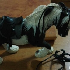 Figuras de Goma y PVC: C62 FIGURA SERIE ANIMALES CABALLO YEGUA SCHLEICH 13X10CM. Lote 95704855