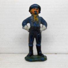 Figuras de Goma y PVC: 4. JECSAN CABO RUSTY SERIE DESCABEZADOS FIGURA GOMA RINTINTIN RIN TIN TIN 7º CABALLERIA CAVALRY. Lote 95727139